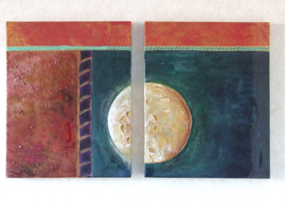 rita-schwab-good-night-moon-diptych-fresco-in-oils-on-board-with-sand-and-pebbles-highly-textured-resin-finish18x28-650