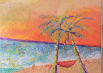 rita-schwab-lazy-days-acrylics-and-sand-16x24-framed-395-00