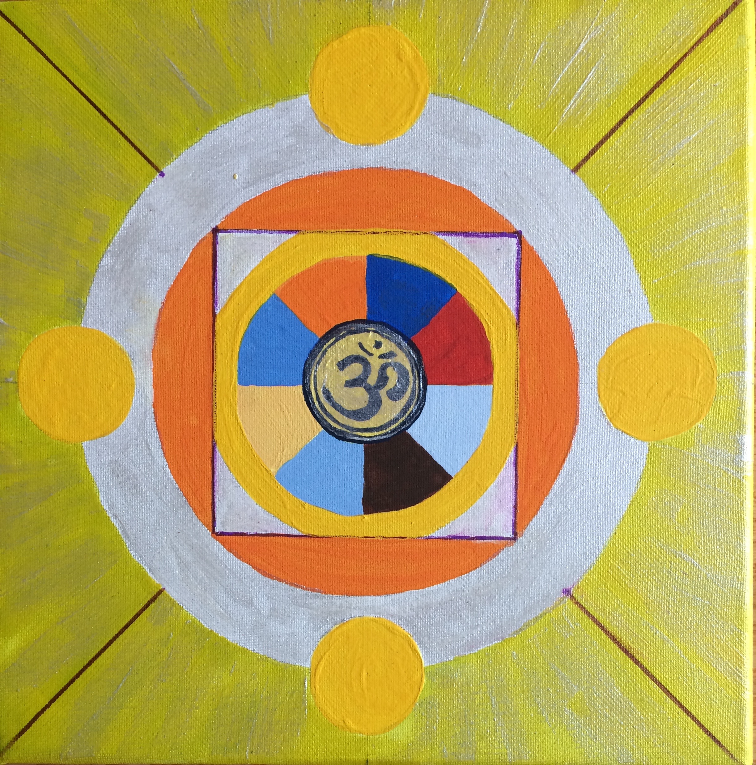 Yello OM Mandala